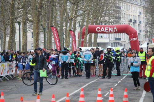 Course 1 - Selectif D2 Femmes